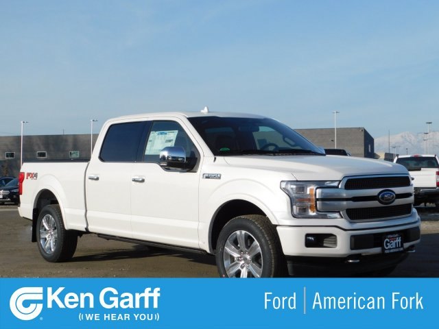 2019 F-150 SuperCrew Cab 4x4,  Pickup #1F90371 - photo 1