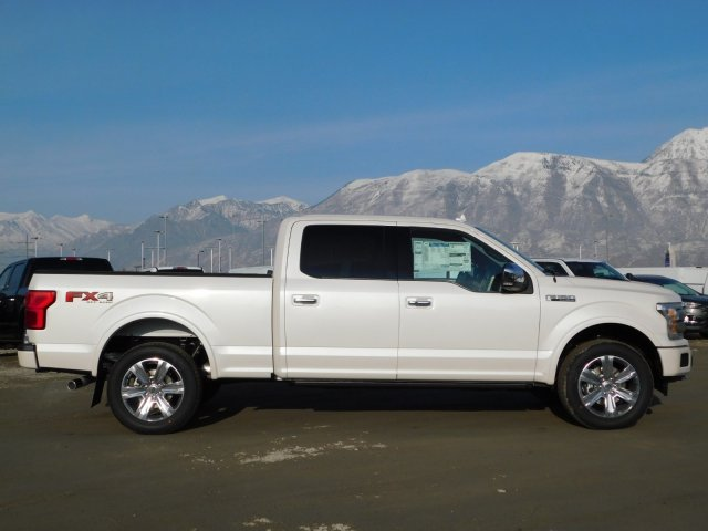 2019 F-150 SuperCrew Cab 4x4,  Pickup #1F90371 - photo 3