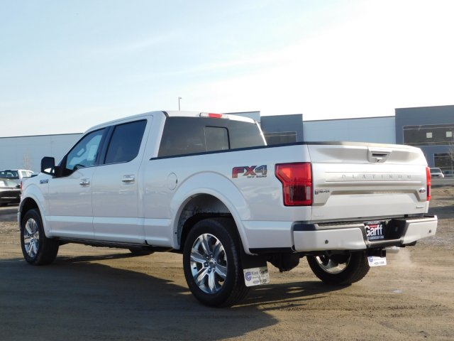 2019 F-150 SuperCrew Cab 4x4,  Pickup #1F90371 - photo 5