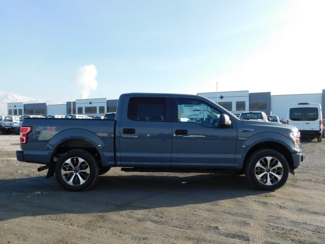 2019 F-150 SuperCrew Cab 4x4,  Pickup #1F90387 - photo 3