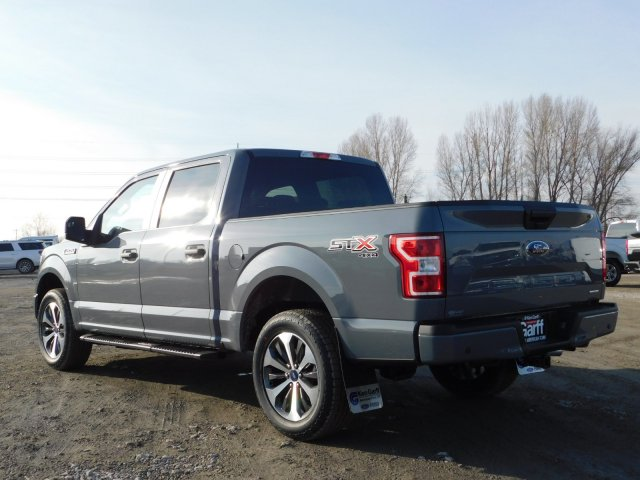 2019 F-150 SuperCrew Cab 4x4,  Pickup #1F90387 - photo 5