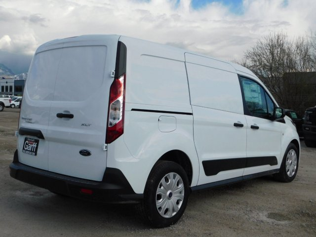 2019 Ford Transit Connect FWD, Empty Cargo Van #1F90688 - photo 3
