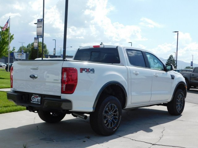 2019 Ranger SuperCrew Cab 4x4, Pickup #1F90939 - photo 2