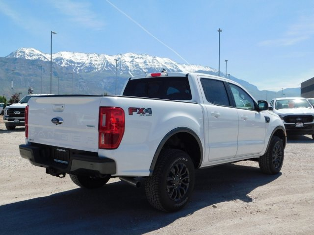 2019 Ranger SuperCrew Cab 4x4, Pickup #1F90960 - photo 2