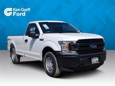 2019 Ford F-150 Regular Cab 4x4, Pickup #1F91338 - photo 1