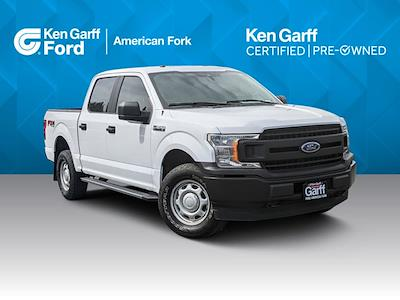 2019 Ford F-150 SuperCrew Cab 4x4, Pickup #1F91455 - photo 1