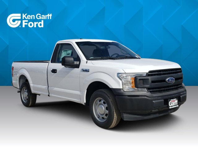 2019 Ford F-150 Regular Cab RWD, Pickup #1F91555 - photo 1