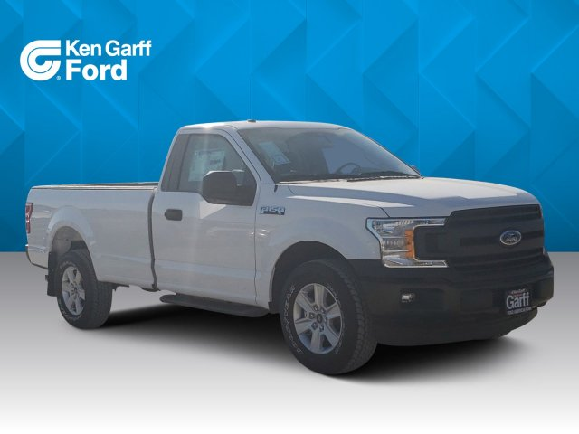 2019 Ford F-150 Regular Cab RWD, Pickup #1F91584 - photo 1