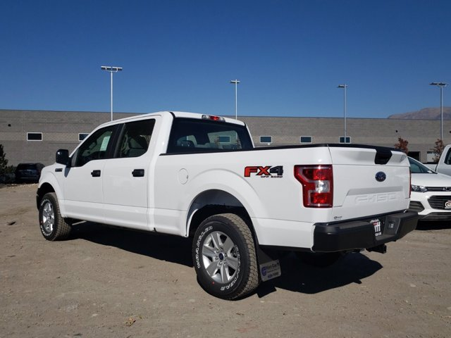 2019 Ford F-150 SuperCrew Cab 4x4, Pickup #1F91604 - photo 5