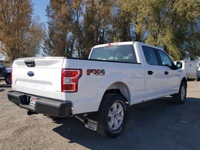 2019 Ford F-150 SuperCrew Cab 4x4, Pickup #1F91604 - photo 2