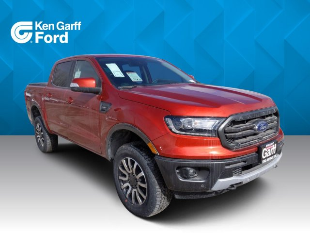 2019 Ranger SuperCrew Cab 4x4, Pickup #1F91672 - photo 1
