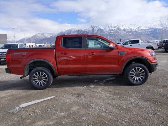 2019 Ranger SuperCrew Cab 4x4, Pickup #1F91672 - photo 3