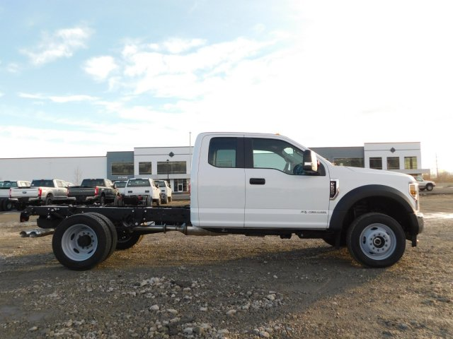 2019 F-550 Super Cab DRW 4x4,  Cab Chassis #1FD1834 - photo 3