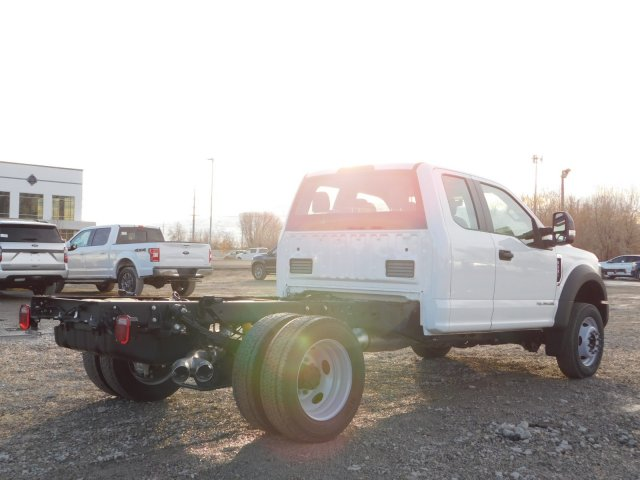 2019 F-550 Super Cab DRW 4x4,  Cab Chassis #1FD1834 - photo 2