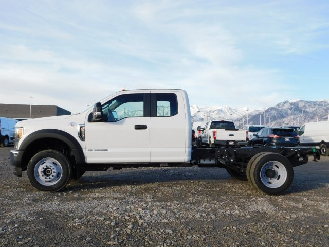 2019 F-550 Super Cab DRW 4x4,  Cab Chassis #1FD1834 - photo 6