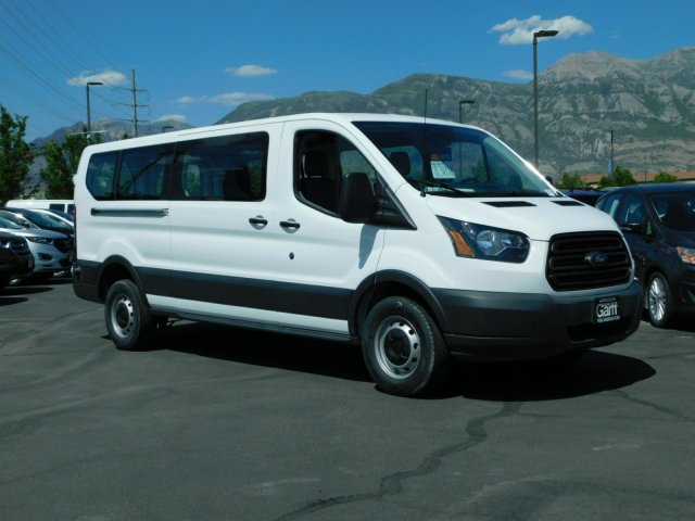 2017 Transit 350 Low Roof 4x2,  Empty Cargo Van #1FS7860 - photo 1