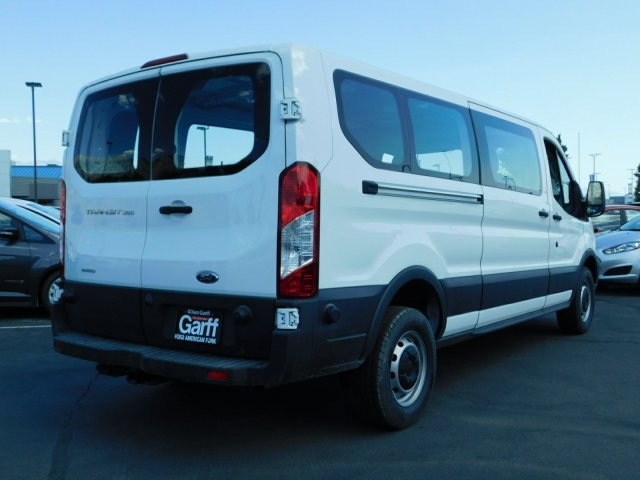 2017 Transit 350 Low Roof 4x2,  Empty Cargo Van #1FS7861 - photo 3