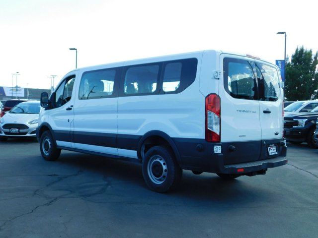 2017 Transit 350 Low Roof 4x2,  Empty Cargo Van #1FS7861 - photo 6