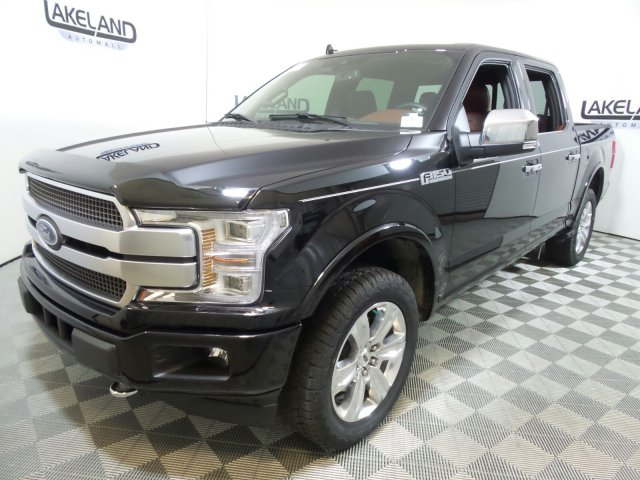 2018 F-150 SuperCrew Cab 4x4,  Pickup #18T0277 - photo 8