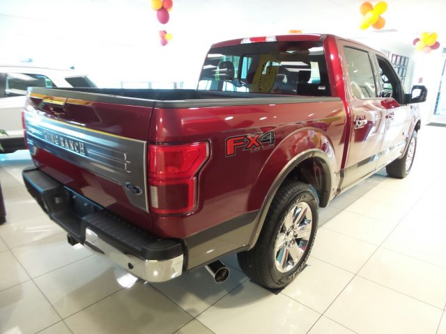 2018 F-150 SuperCrew Cab 4x4,  Pickup #18T1005 - photo 2
