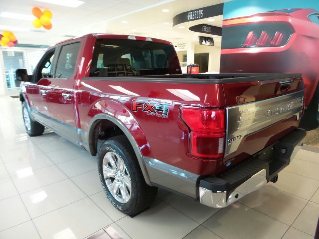 2018 F-150 SuperCrew Cab 4x4,  Pickup #18T1005 - photo 4