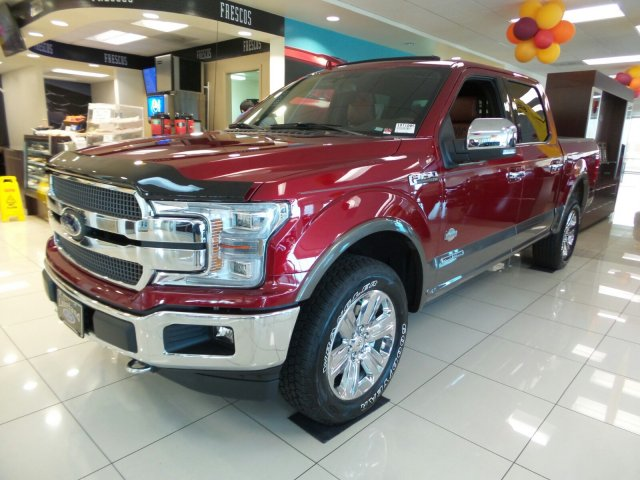 2018 F-150 SuperCrew Cab 4x4,  Pickup #18T1005 - photo 5