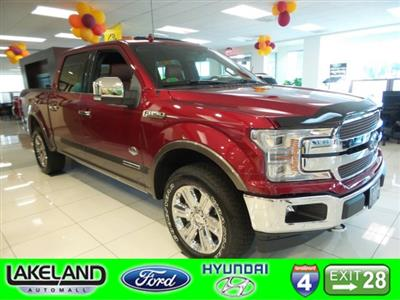 2018 F-150 SuperCrew Cab 4x4,  Pickup #18T1005 - photo 1
