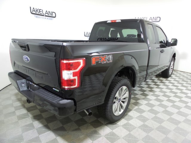 2018 F-150 Super Cab 4x4,  Pickup #18T1096 - photo 2