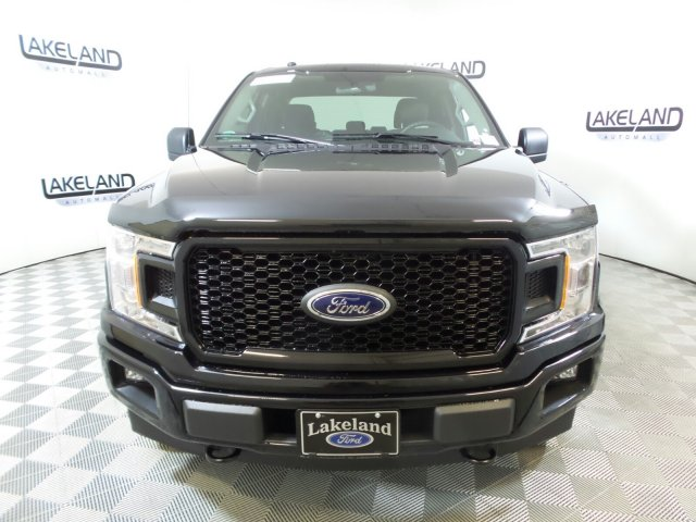2018 F-150 Super Cab 4x4,  Pickup #18T1096 - photo 8