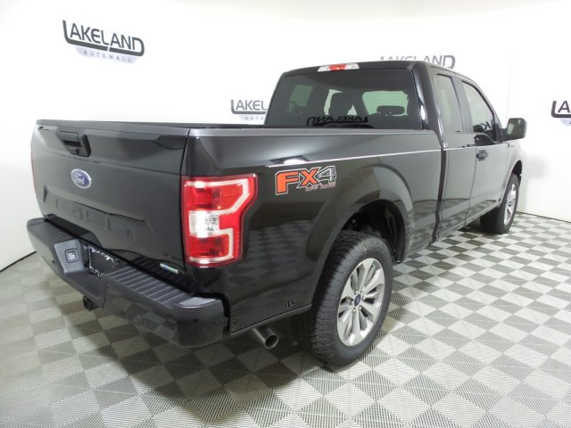 2018 F-150 Super Cab 4x4,  Pickup #18T1128 - photo 2
