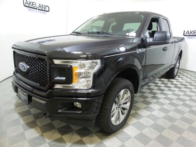 2018 F-150 Super Cab 4x4,  Pickup #18T1128 - photo 7