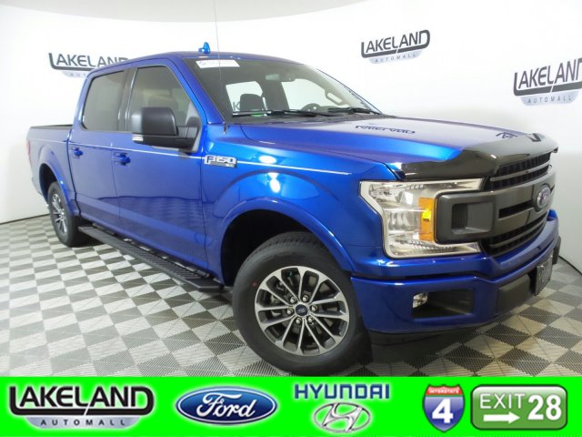 2018 F-150 SuperCrew Cab 4x2,  Pickup #18T1153 - photo 1