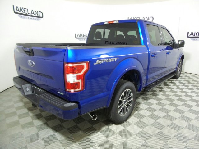 2018 F-150 SuperCrew Cab 4x2,  Pickup #18T1153 - photo 2