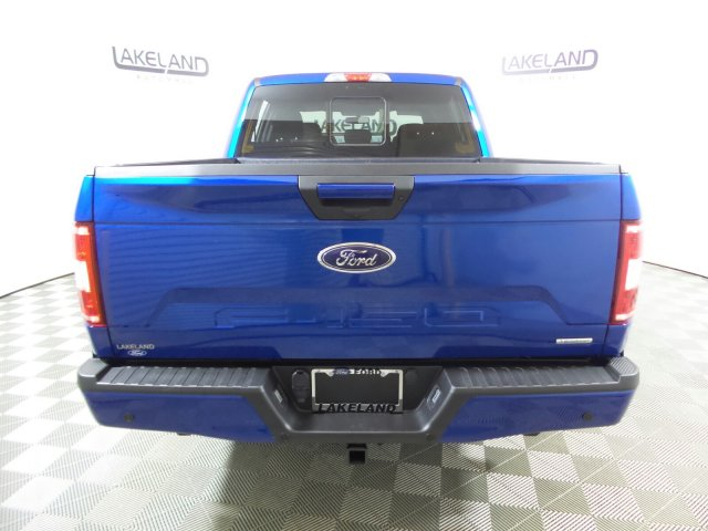 2018 F-150 SuperCrew Cab 4x2,  Pickup #18T1153 - photo 5