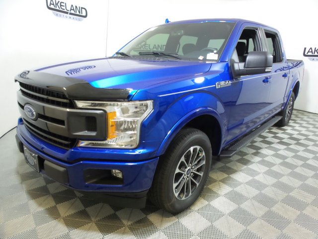2018 F-150 SuperCrew Cab 4x2,  Pickup #18T1153 - photo 8