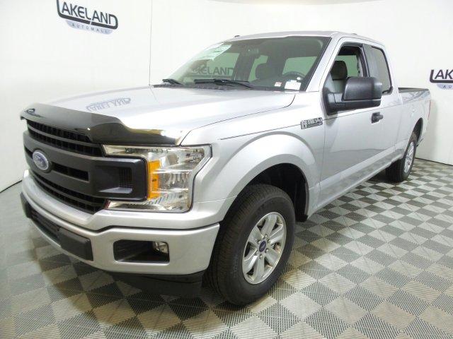 2018 F-150 Super Cab 4x2,  Pickup #18T1182 - photo 7