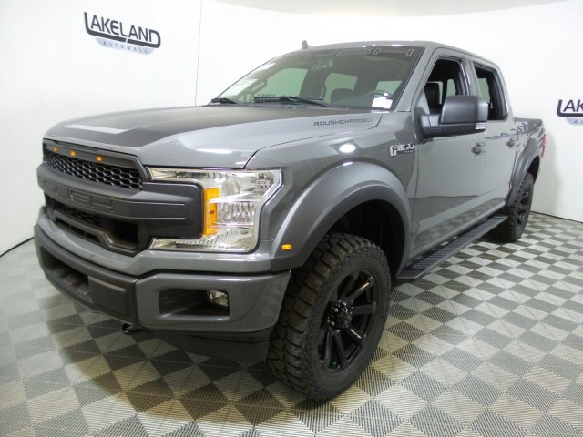 2018 F-150 SuperCrew Cab 4x4,  Pickup #18T1225 - photo 9
