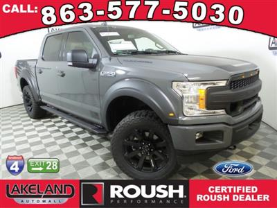 2018 F-150 SuperCrew Cab 4x4,  Pickup #18T1225 - photo 1