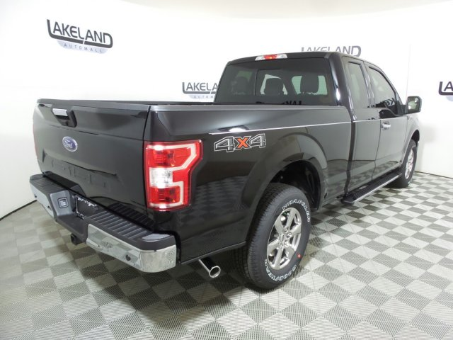 2018 F-150 Super Cab 4x4,  Pickup #18T1232 - photo 2