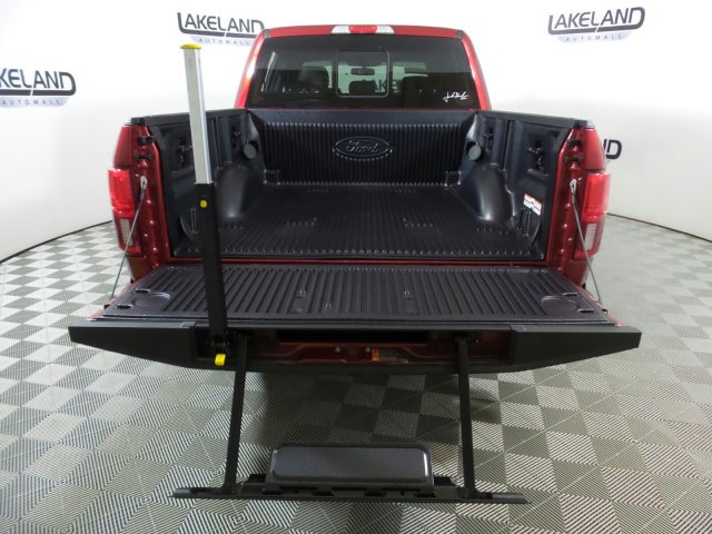 2018 F-150 SuperCrew Cab 4x4,  Pickup #18T1244 - photo 7
