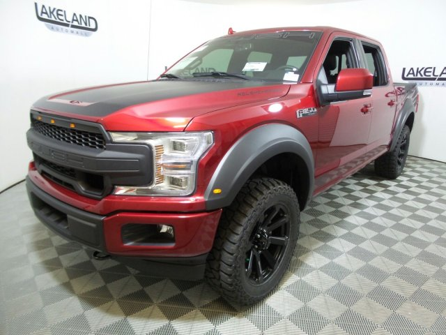 2018 F-150 SuperCrew Cab 4x4,  Pickup #18T1244 - photo 9
