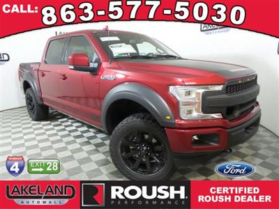 2018 F-150 SuperCrew Cab 4x4,  Pickup #18T1244 - photo 1