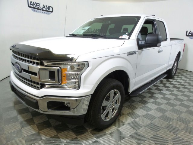 2018 F-150 Super Cab 4x2,  Pickup #18T1272 - photo 7