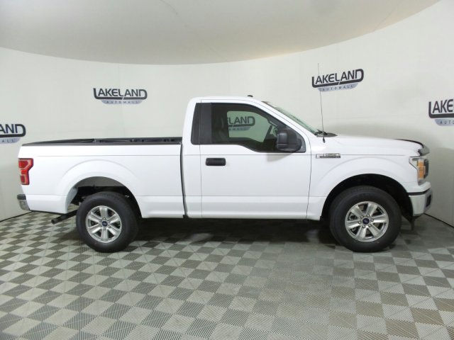 2018 F-150 Regular Cab 4x2,  Pickup #18T1306 - photo 4