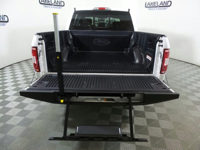 2018 F-150 SuperCrew Cab 4x2,  Pickup #18T1316 - photo 6