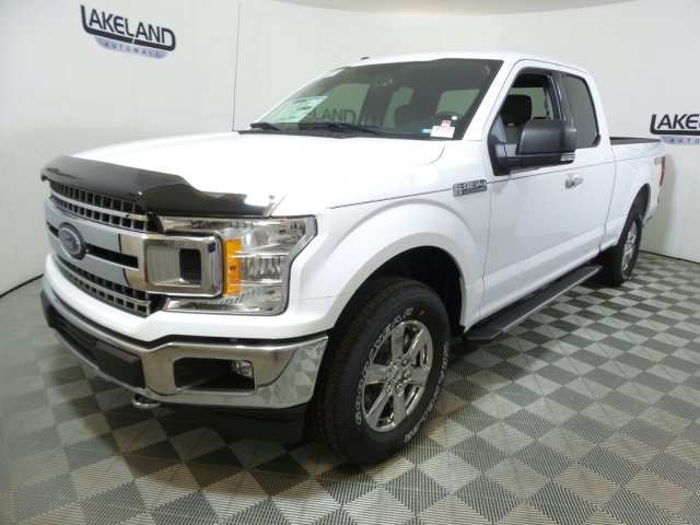 2018 F-150 Super Cab 4x4,  Pickup #18T1331 - photo 7