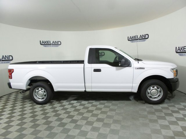 2018 F-150 Regular Cab 4x2,  Pickup #18TD0821 - photo 4