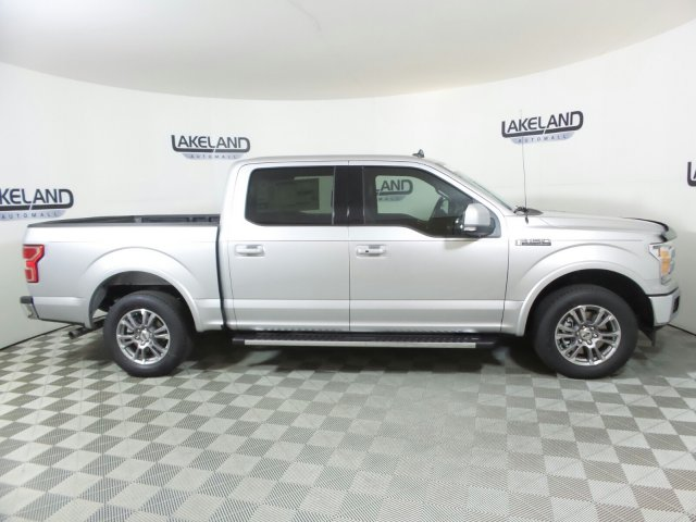 2019 F-150 SuperCrew Cab 4x2,  Pickup #19T0142 - photo 4