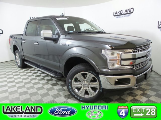 2019 F-150 SuperCrew Cab 4x4,  Pickup #19T0161 - photo 1