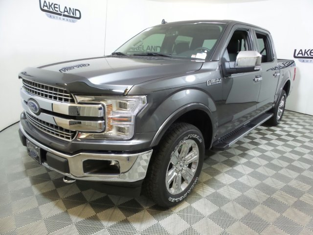 2019 F-150 SuperCrew Cab 4x4,  Pickup #19T0161 - photo 8